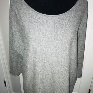 70% cashmere 30% wool sweater